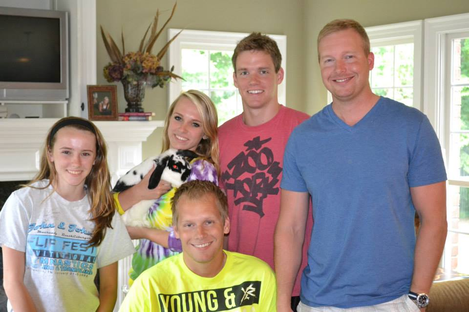 Family... My Nieces and My Brothers